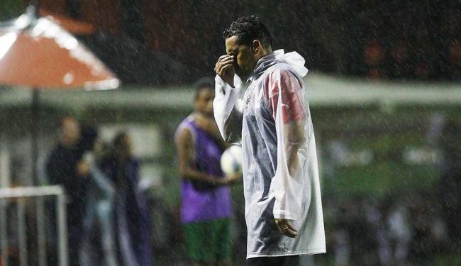 Claudinei teve 51% de aproveitamento no Vitória - Foto: Eduardo Martins | Ag. A TARDE
