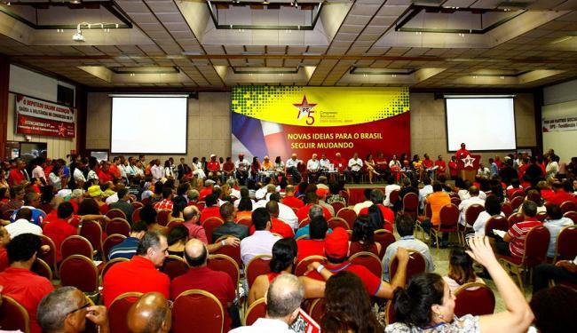 Encontro serve de preparação para o Congresso Nacional, que será realizado em Salvador em junho - Foto: Fernando Vivas   Ag. A TARDE