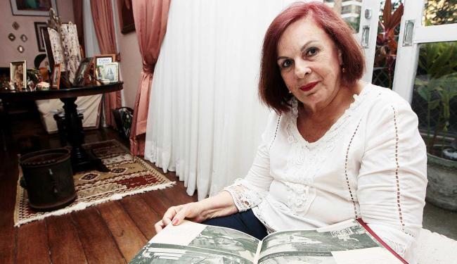 Consuelo morreu nesta quinta-feira, 14, aos 81 anos - Foto: Mila Cordeiro | Ag. A TARDE