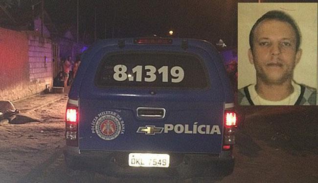 Leandro foi morto quatro dias após ter deixado a prisão - Foto: Reprodução | Site Teixeira News