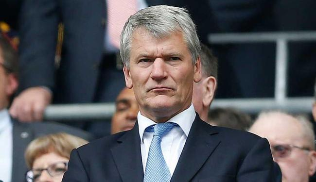 David Gills anunciou sua demissão do cargo em protesto à eleição Blatter - Foto: Agência Reuters