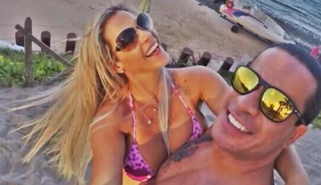 Denise Rocha e Fred Linhares estão namorando há mais de um mês - Foto: Reprodução   Facebook