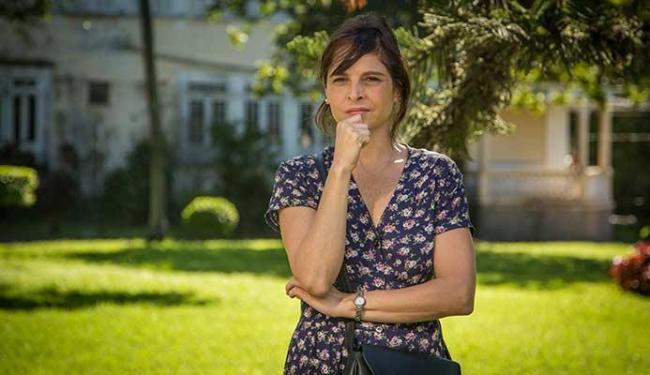 Drica Moraes esteve em Império, mas deixou a novela por problemas de saúde - Foto: TV Globo