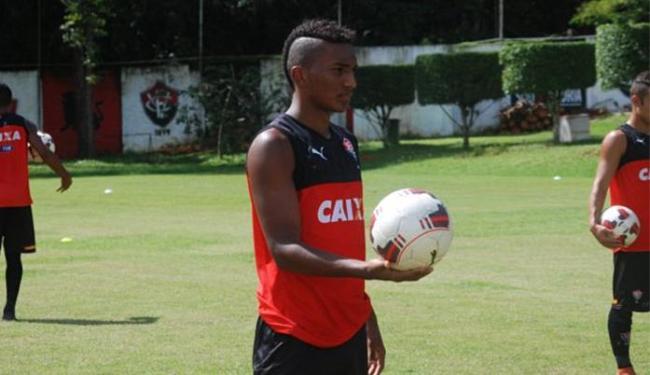 Juvenis fazem o primeiro jogo da final nesta terça, contra o Botafogo, no Barradão - Foto: Divulgação l E.C. Vitória