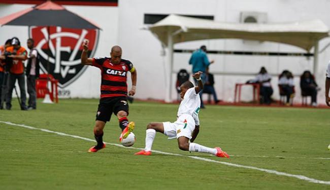 Jorge Wagner não fez uma boa partida e perdeu chances de abrir o marcador - Foto: Fernando Amorim l Ag. A TARDE