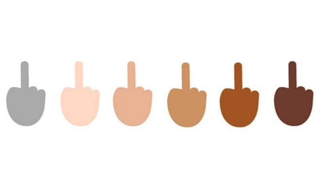 Além do novo emojis, Microsoft também anuncia novas opções de cores para ícones - Foto: Divulgação | Microsoft