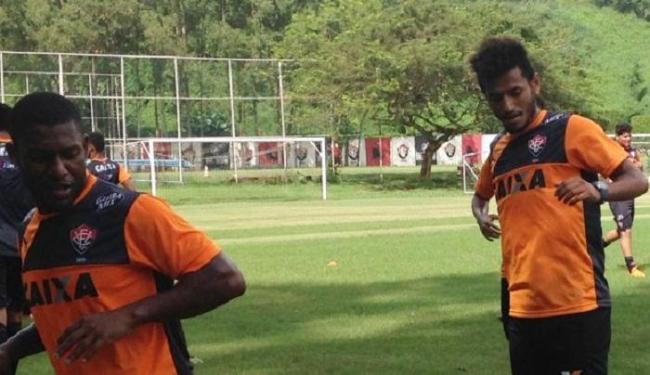 Com treino físico, elenco inicia preparação para duelo do próximo sábado - Foto: Divulgação   E.C. Vitória