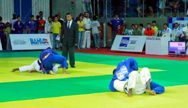 Seletiva foi realizada no Centro Pan-americano de Judô, em Lauro de Freitas - Foto: Divulgação | Fecaju