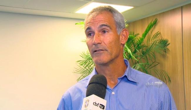Carlos Amadeu assume imediatamente o comando da seleção brasileira sub-17 - Foto: Reprodução | CBF