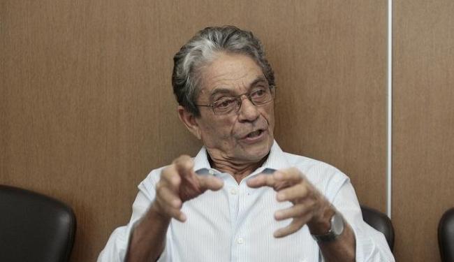 Viana esteve reunido com o presidente do Corinthians em São Paulo - Foto: Mila Cordeiro   Ag. A TARDE