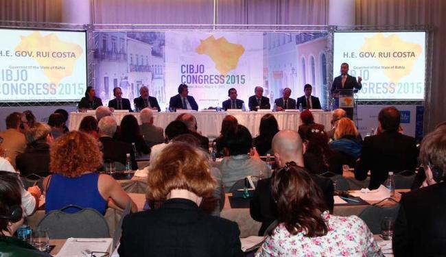 É a primeira vez que o evento está sendo realizado na América Latina - Foto: Edilson Lima   Ag. A TARDE