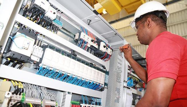 A fábrica produzirá naceles, suportes para pás e para o rotor das torres de energia eólica - Foto: Joá Souza l Ag. A TARDE