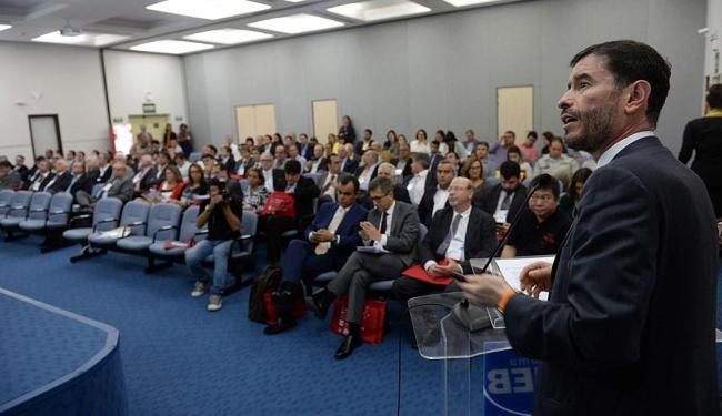 Evento reuniu empresários na sede da Fieb - Foto: Divulgação | Angelo Pontes | Coperphoto | Sistema Fieb
