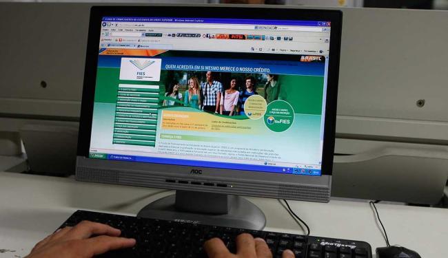 Ministério da Educação também fica obrigado a corrigir imediatamente o funcionamento do SisFies - Foto: Margarida Neide | Ag. A TARDE