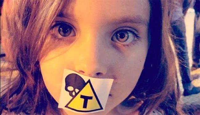 Bela Gil postou uma imagem da filha no Instagram - Foto: Reprodução   Instagram