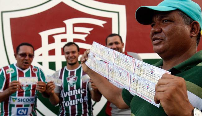 Torcedores do Touro do Sertão devem lotar estádio - Foto: Luiz Tito | Ag. A TARDE