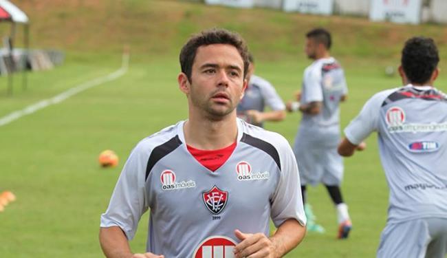 Juan não estava sendo aproveitado no elenco do Vitória - Foto: Edilson Lima | Ag. A TARDE