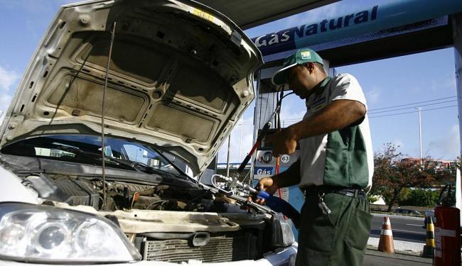 A produção da Petrobras é responsável por 91,7% de toda a produção nacional - Foto: Joá Souza   Ag. A TARDE   10.10.2014