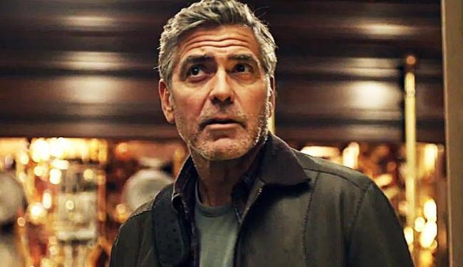 Clooney afirmou que o filme o atriu pela mensagem de esperança - Foto: Divulgação