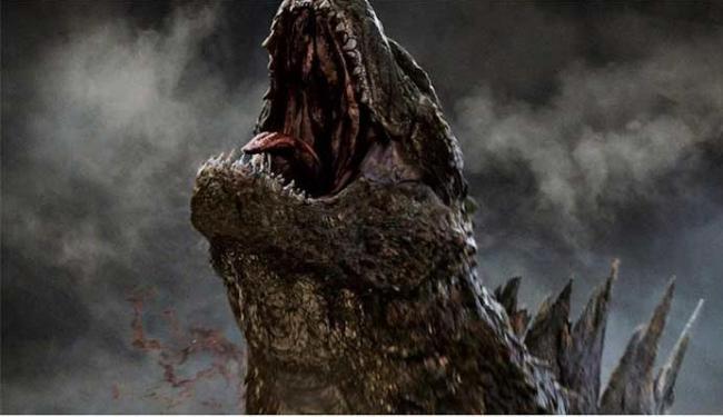 Godzila aparece indevidamente no filme - Foto: Divulgação
