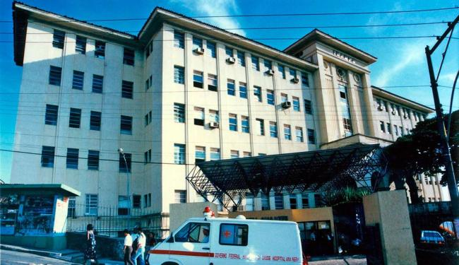 Hospital, localizado no bairro do Pau Miúdo, atende 100% de pacientes do SUS - Foto: Antônio Saturnino   Arquivo   Ag. A TARDE