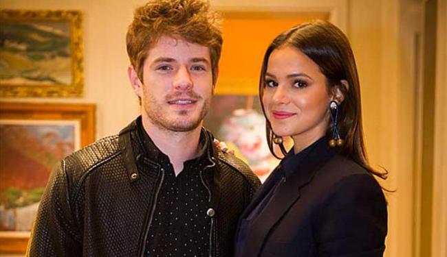 Bruna e Maurício se aproximaram nas gravações da novela em Nova York - Foto: Divulgação | TV Globo