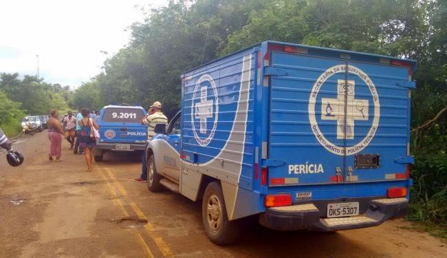 Djalma Santos foi sequestrado na sexta, 23, à noite; o corpo foi encontrado nesta manhã - Foto: Reprodução   São Gonçalo Agora
