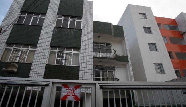 Avaliação em construções vai verificar possibilidade de entrada dos moradores para retirar pertences - Foto: Lúcio Távora | Ag. A TARDE