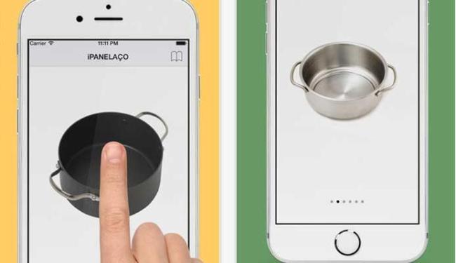 iPanelaço está disponível apenas para os produtos da Apple - Foto: Divulgação