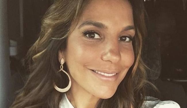 A aniversariante Ivete Sangalo está recebendo o carinho dos fãs, amigos e familiares - Foto: Reprodução | Instagram