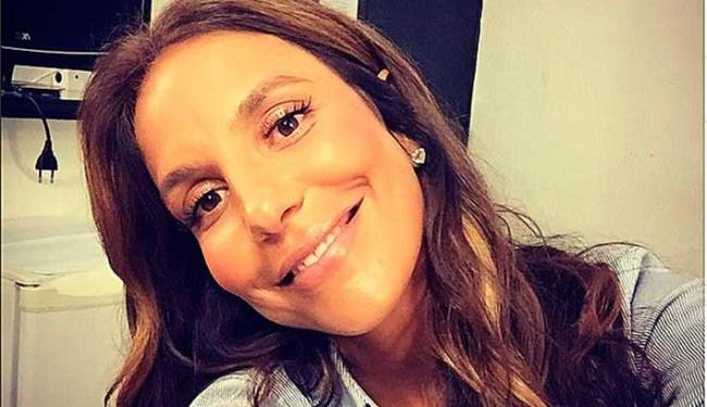 Fãs de Ivete acham que ela deve participar do quadro Saltibum, do Caldeirão do Huck - Foto: Reprodução   Instagram