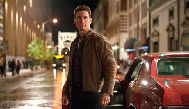 Tom Cruise vai voltar a interpretar o agente Jack Reacher - Foto: Divulgação