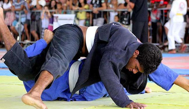 Competição tem disputas em todas as categorias, da faixa branca à preta - Foto: Gabriela Simões   Divulgação