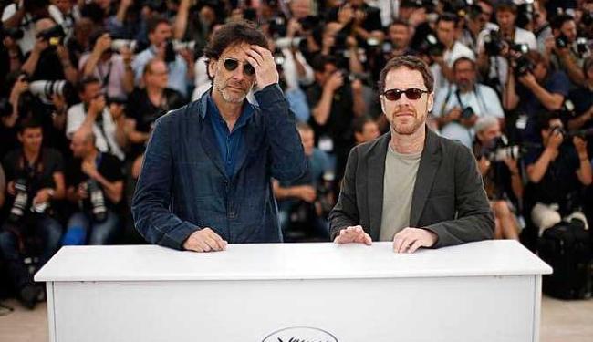 Joel e Ethan Coen presidem o júri do Festival de Cannes, no sul da França - Foto: Eric Gaillard | Agência Reuters