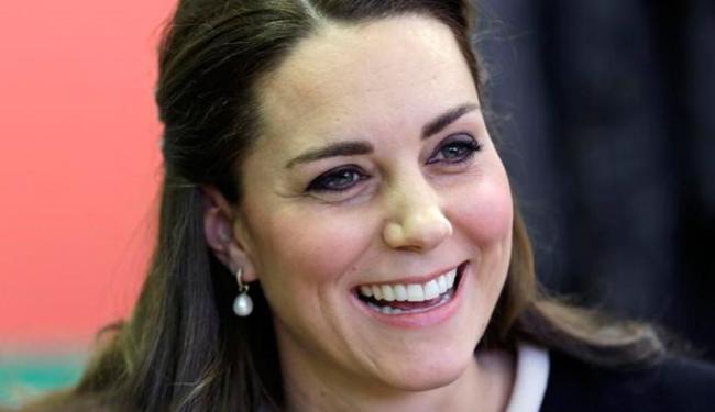 Kate Middleton e o bebê passam bem - Foto: Agência Reuters