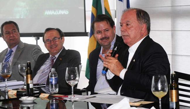 João Leão diz que empresários baianos precisam investir mais - Foto: Alana Cafezeiro | Divulgação