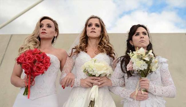 Loucas pra Casar estreou dia 8 de janeiro - Foto: Divulgação