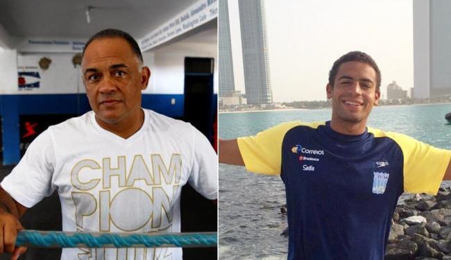 Luiz Dórea e Allan Carmo recebem a Comenda 2 de Julho - Foto: Fernando Vivas | Ag. ATARDE e Divulgação | Taurus Comunicação