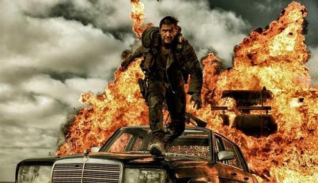 Tom Hardy interpreta Mad Max - Foto: Divulgação