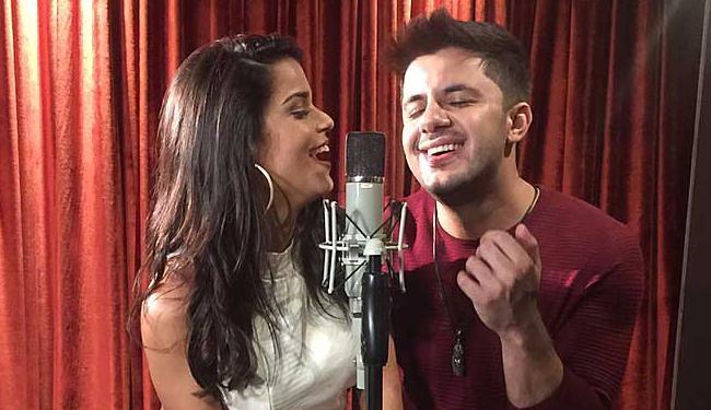 Música de dueto com Mari Antunes fará parte de novo CD de Cristiano - Foto: Reprodução   Instagram