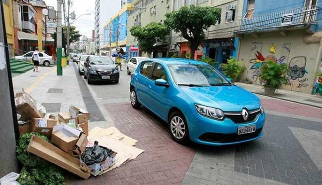 A Avenida Almirante Marques de Leão terá fluxo invertido a partir deste sábado - Foto: Luciano da Matta   Ag. A TARDE
