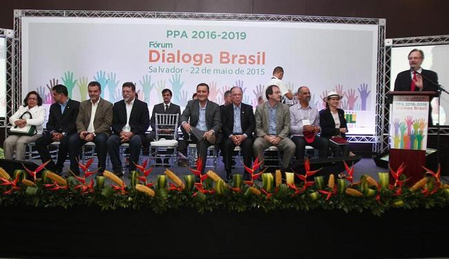 O ministro participou de evento em Salvador nesta sexta-feira - Foto: Edilson Lima | Ag. A TARDE | 22.05.2015