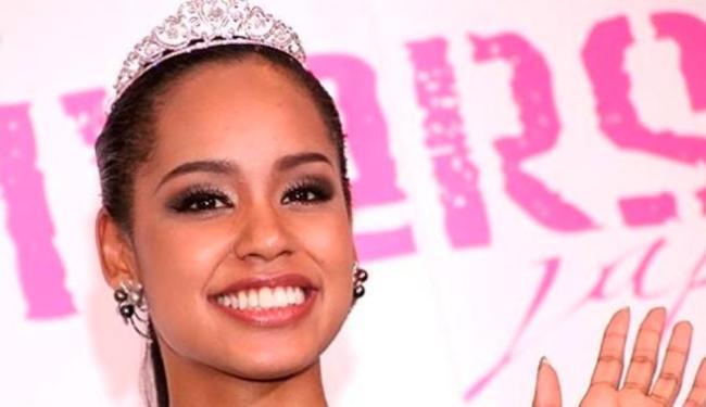 Ariana teve que suportar comentários racistas após ganhar título de miss Japão - Foto: Reprodução | Facebook
