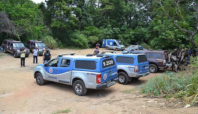 Doze pessoas morreram ndurante uma suposta troca de tiros entre bandidos e policiais - Foto: Romildo de Jesus l Estadão Conteúdo