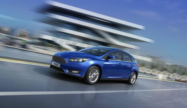 Novo Ford Focus - Foto: Divulgação Ford