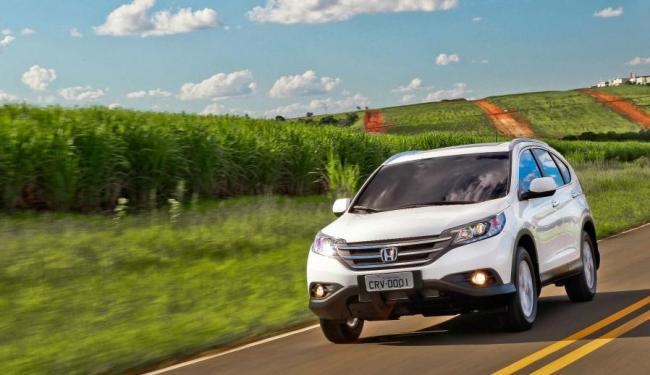 Honda lança maior recall da marca no País - Foto: Divulgação Honda