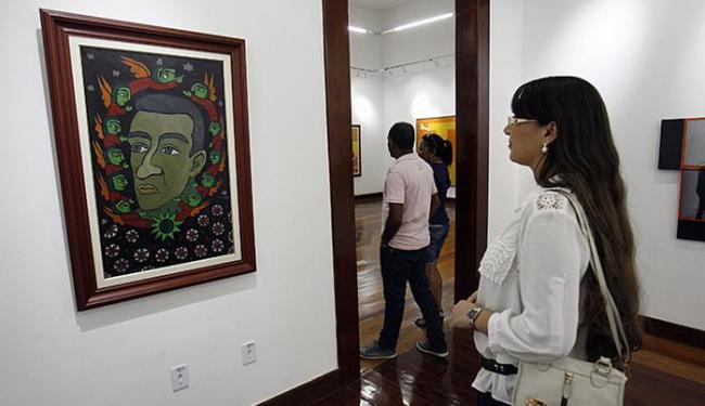 O MRA destaca-se pelo acervo, com obras de renomados artistas brasileiros e estrangeiros - Foto: Luiz Tito / Ag. A TARDE
