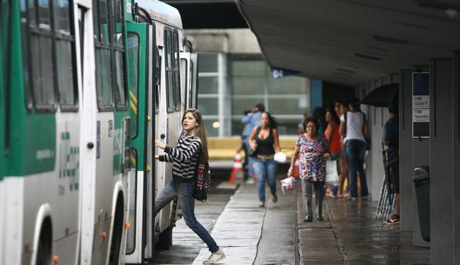 Mudanças vão do modelo de organização das empresas nas bacias até a posição das catracas nos ônibus - Foto: Lúcio Távora | Ag. A TARDE