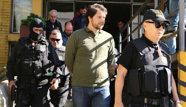 Ex-deputado Luiz Argôlo foi preso na 11ª fase da Operação Lava Jato - Foto: Geraldo Bubniak | Estadão Conteúdo