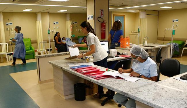 Unidade de alta complexidade tem condições de atender 4 mil pacientes por mês - Foto: Marco Aurélio Martins | Ag. A TARDE